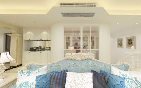 客厅细节欧式风格装修设计图片