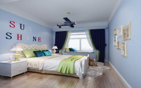 卧室细节欧式风格装修效果图