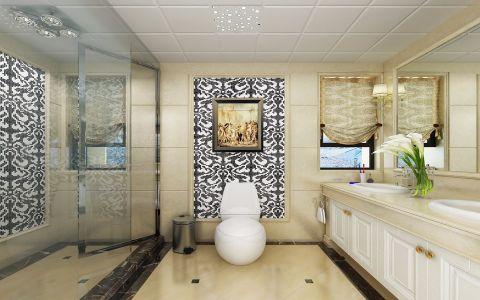 卫生间细节欧式风格装修图片