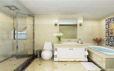 卫生间细节欧式风格装修设计图片