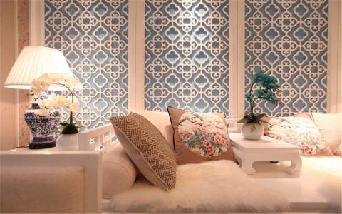 客厅细节新中式风格装潢设计图片