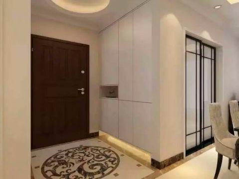 新谊城140平方四居室欧式风格装修效果图