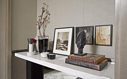 客厅细节田园风格装饰效果图
