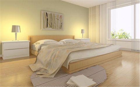 卧室飘窗现代风格装修效果图