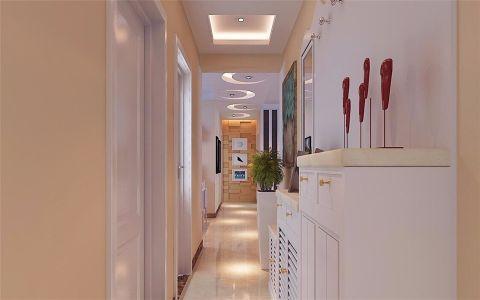 玄关走廊现代简约风格装修图片