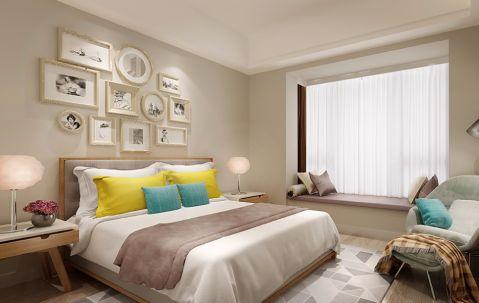 星河国际120-180平米现代风格三居室装修效果图