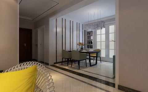 餐厅门厅现代简约风格装修效果图