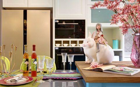 卧室吧台简约风格装饰设计图片
