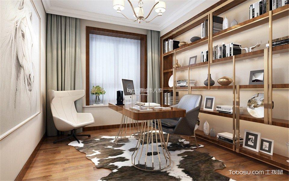 华润悦府170平米现代简约设计风格