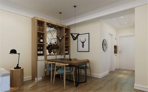 餐厅橱柜简约风格装修设计图片
