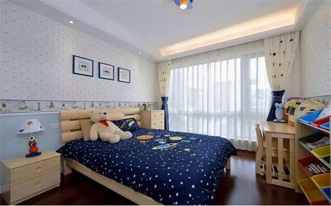 儿童房细节美式风格装修设计图片