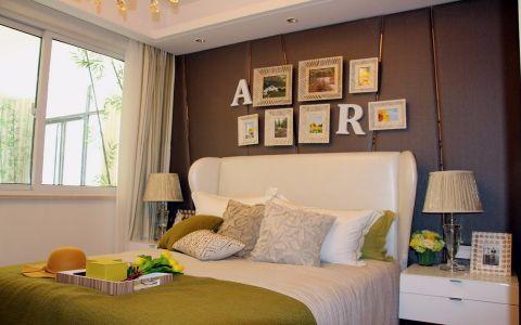 卧室细节现代风格装饰效果图