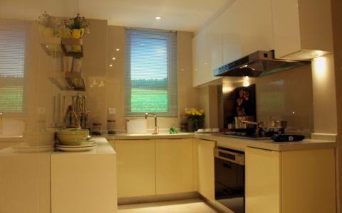 厨房橱柜现代风格装修图片