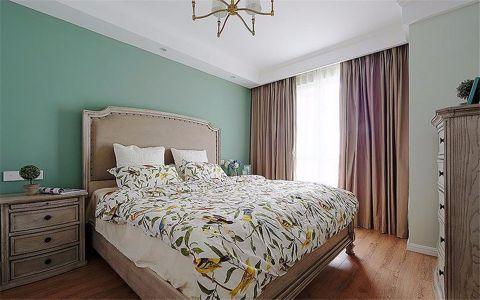 卧室细节北欧风格装饰设计图片