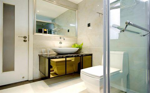卫生间橱柜简单风格装修设计图片