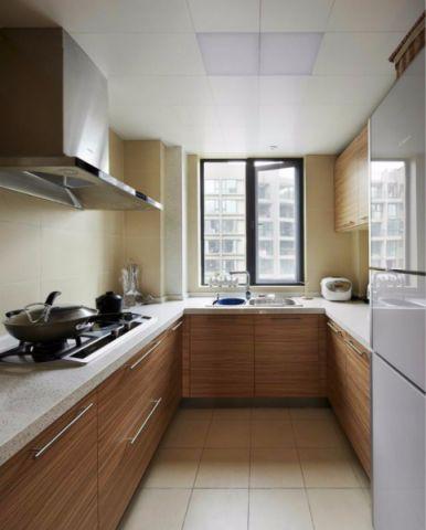 厨房细节日式风格装修效果图