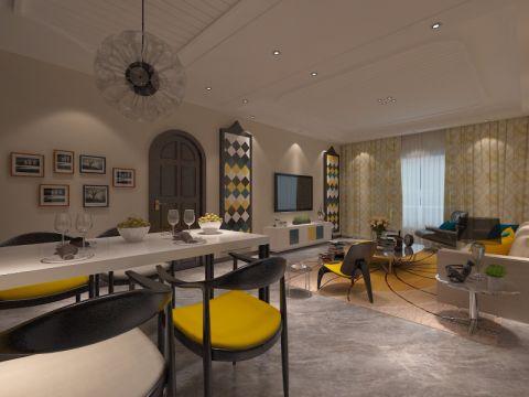 餐厅细节美式风格装饰图片