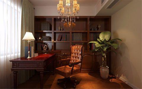 书房橱柜混搭风格装饰效果图