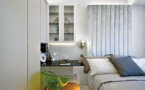 新城南都170平米现代简约风格三室装修效果图