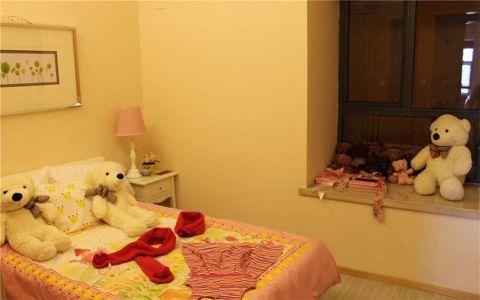 儿童房细节现代简约风格装饰图片