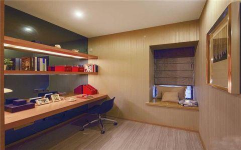 书房橱柜现代简约风格装修设计图片