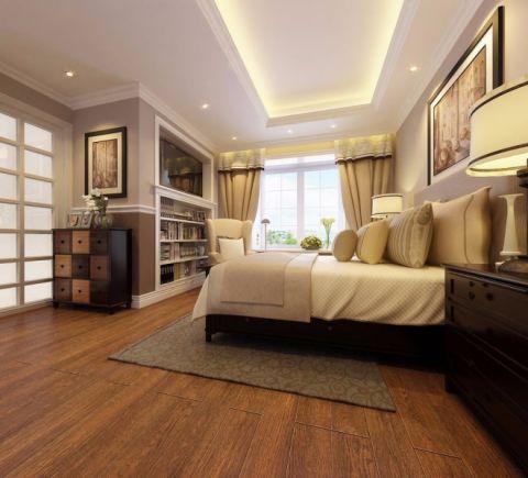 卧室细节田园风格装修效果图