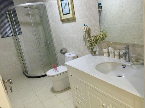 卫生间细节简欧风格装修图片