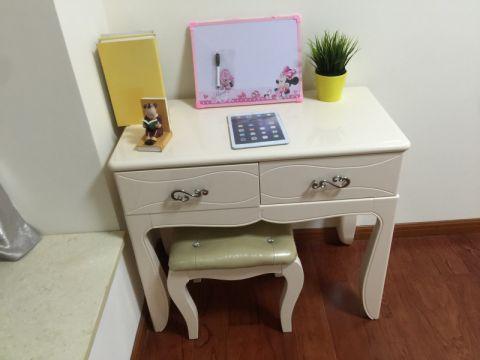卧室橱柜简欧风格装潢设计图片