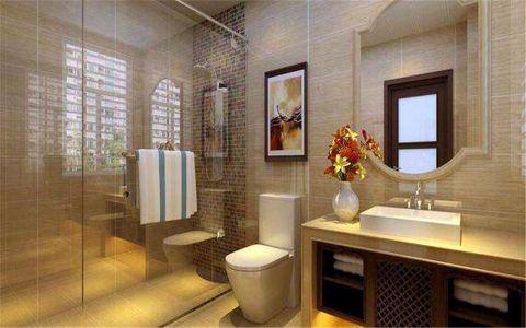 卫生间细节新古典风格装潢图片