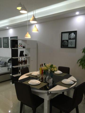 餐厅橱柜现代风格装修效果图