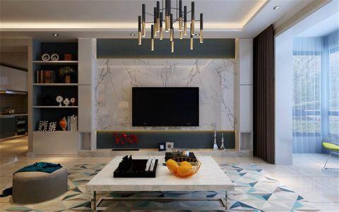 文兴苑117平米现代简约设计风格