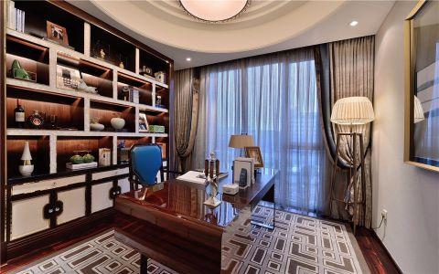 书房橱柜现代简约风格装饰图片