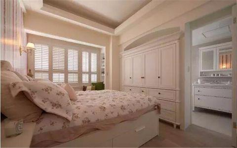 卧室橱柜田园风格装修图片
