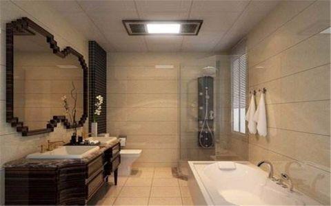 卫生间吊顶韩式风格装饰图片