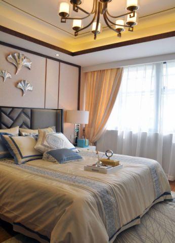 儿童房窗帘东南亚风格装饰效果图