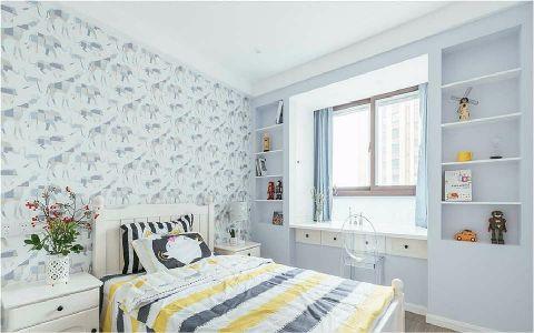 卧室细节简约风格装潢图片