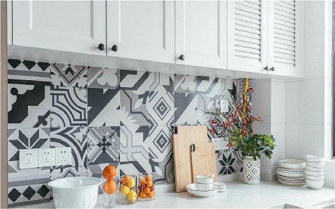 厨房吧台简约风格装修设计图片