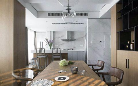 厨房背景墙简约风格装饰图片