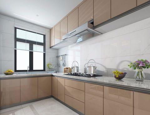 厨房橱柜简约风格装修设计图片