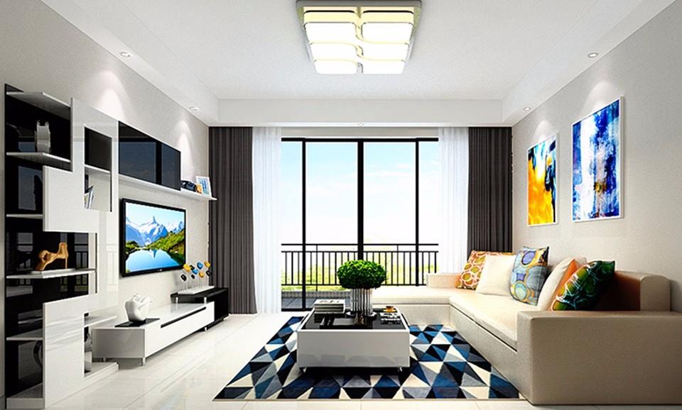 4室2卫2厅168平米简约风格