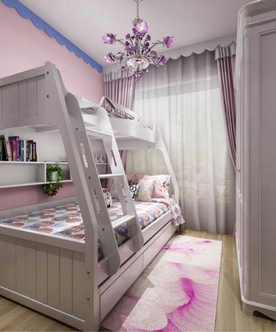 优格国际100平地中海两居室装修效果图