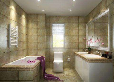 卫生间细节新古典风格装潢效果图