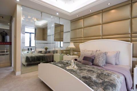 卧室橱柜简欧风格装修效果图