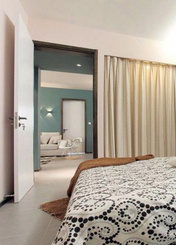 卧室细节简约风格装饰效果图