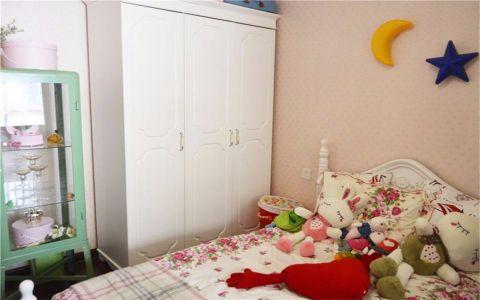 儿童房细节美式风格装潢设计图片
