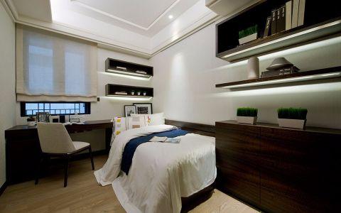 卧室橱柜中式风格装饰效果图