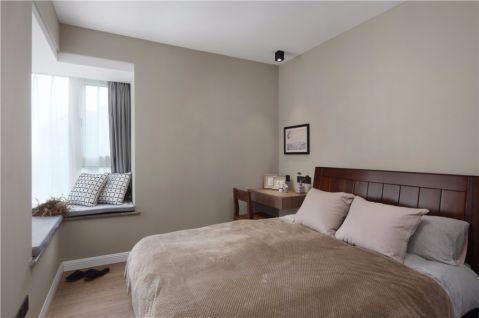 卧室窗台现代风格装潢图片