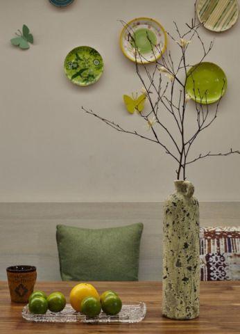 餐厅细节北欧风格装潢设计图片