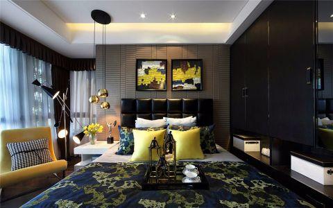 卧室橱柜现代简约风格装修图片