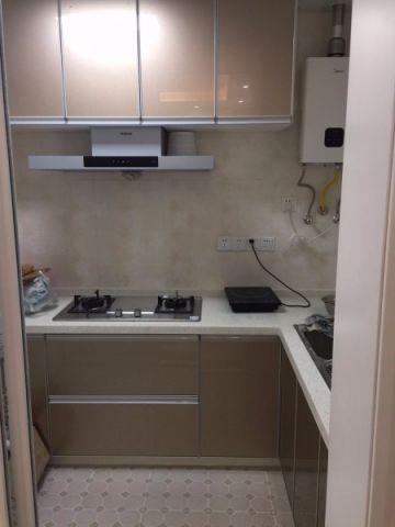 厨房厨房岛台现代简约风格装饰效果图